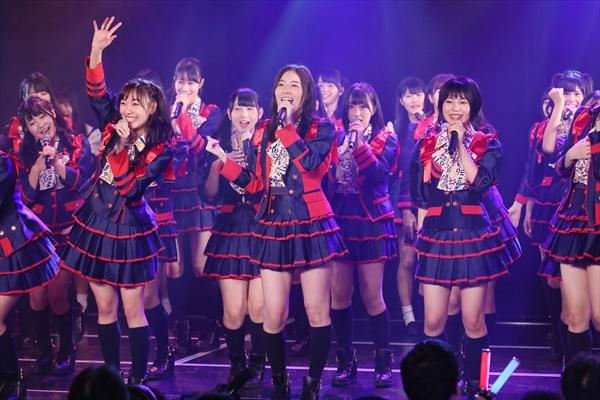 松井珠理奈「これからもずっとそばに…」『SKE48 10周年特別公演(後編)』