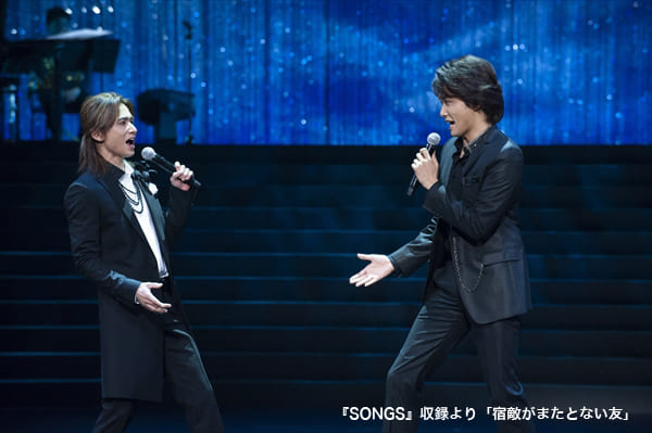 堂本光一と井上芳雄がミュージカルの魅力を届ける『SONGS』11・3放送