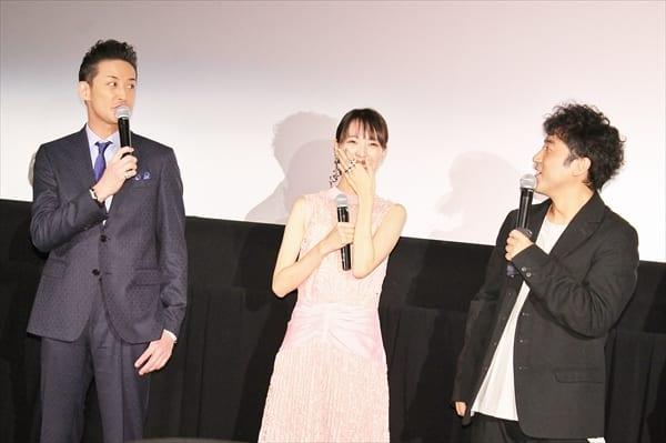 戸田恵梨香、ムロツヨシに「どうやって好きになったらいいんだろう(笑)」『大恋愛』10・12スタート