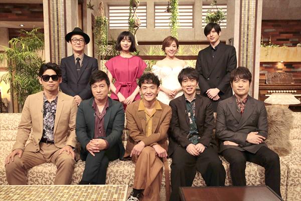 ゴスペラーズ、城田優、平原綾香が平成のヒット曲をカバー『The Covers』10・26放送
