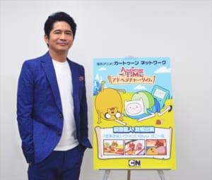 『ジェイクの日スペシャル アドベンチャー・タイム集中講座Step3』