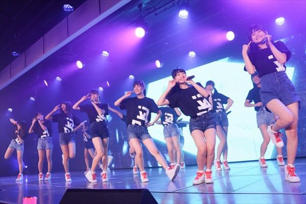 NGT48・真下華穂「今の全てを出し切れた」2期生だけで初の劇場イベント