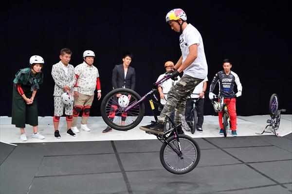 BMXの若きエース・中村輪夢らが本音を明かす『戦え!スポーツ内閣』10・17放送