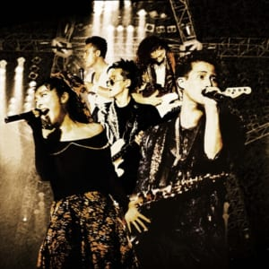 『BARBEE BOYS IN TOKYO DOME 1988.08.22』