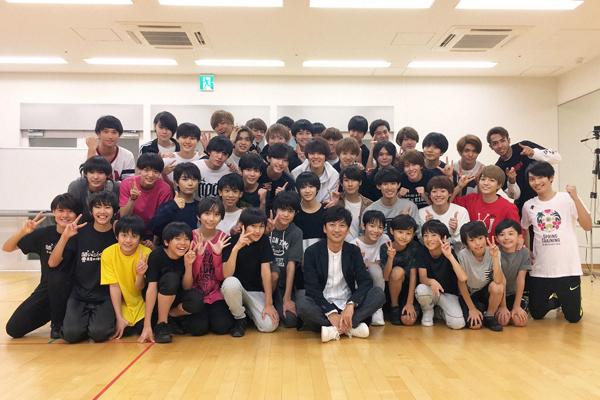 国分太一が関西ジャニーズJr.のライブ舞台裏に初潜入!『ビビット』10・25放送