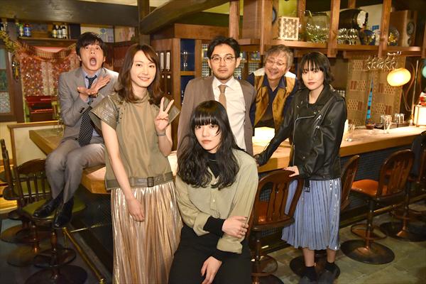 あいみょんが新垣結衣&松田龍平ら『けもなれ』チームを激励!