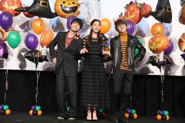 吉沢亮&新木優子&Nissyがノリノリでトリコダンス!