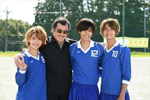 吉田鋼太郎『部活~』共演陣にメッセージ「いいおじさんになってください」