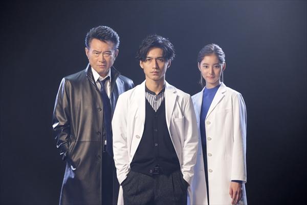 """錦戸亮が科捜研の男に!『トレース』で""""月9""""初主演"""