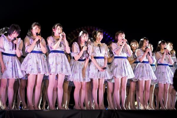 <p>「NMB48 SAYAKA SONIC~さやか、ささやか、さよなら、さやか~」&copy;NMB48</p>