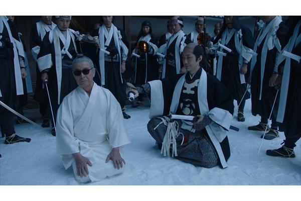 タモリがサングラス姿の吉良上野介に!「武士には絶対生まれたくない(笑)」