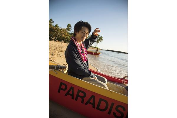 太田基裕がハワイでカヌーに挑戦!『たびメイト』#5あらすじ&先行カット公開
