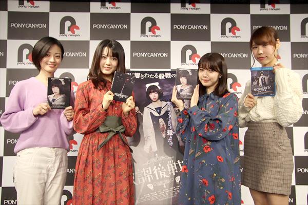 元NMB48・市川美織「私の愛情だらけの作品」初主演作『放課後戦記』への思い語る