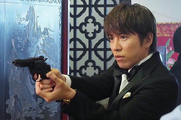 村上信五がSPドラマで刑事役を熱演!『ありえへん∞世界3時間SP』11・13放送