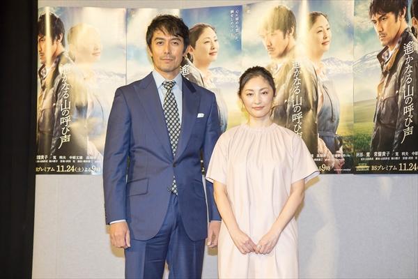 阿部寛、高倉健が演じた主人公役に「なぜ、僕なんだろう」