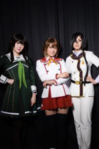 SKE48・斉藤真木子×谷真理佳×北川綾巴クロストーク