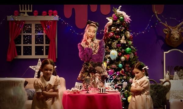 <p>「Fun Fun Christmas」</p>