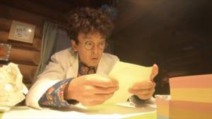 『オリガミ博士だけの四角い時間』