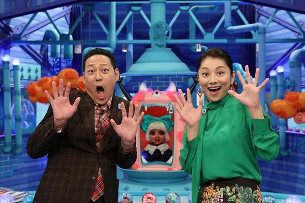 東野幸治、小池栄子を絶賛「オヤジ転がしぶりがエグい(笑)」『芸能人が本気で考えた!ドッキリGP』11・10スタート