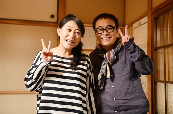 バッファロー吾郎Aが『中学聖日記』で友近と夫婦役「楽屋のミニコントみたい」