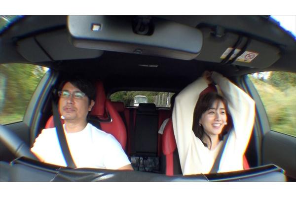 安東弘樹&田中みな実がテレ東でぶっちゃけトーク!『車あるんですけど…?』11・17放送