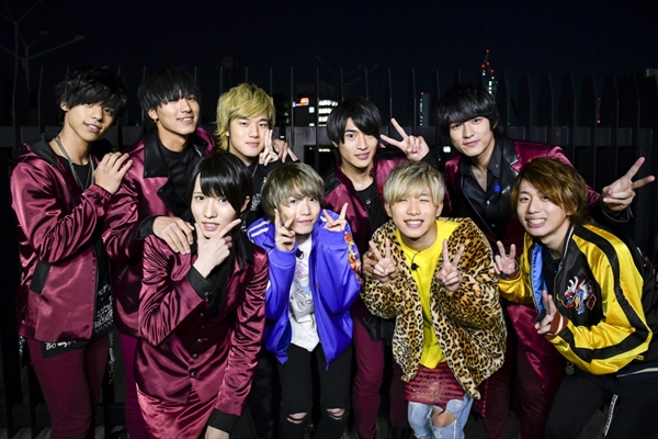 "MAG!C☆PRINCEの新冠番組『マジ☆チャレ』12・5スタート!初回""師匠""はレイターズ"