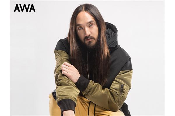"""世界的人気DJ・Steve Aokiが選曲「""""トレーニング中に聴いている曲""""プレイリスト」AWAで公開"""