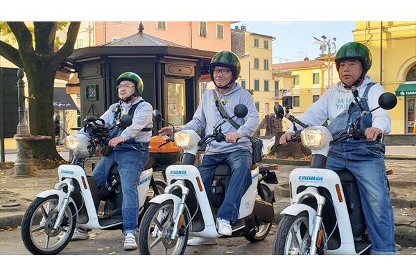 充電旅がイタリアへ!「出川哲朗に国境はない!」『充電させてもらえませんか?SP』11・17放送