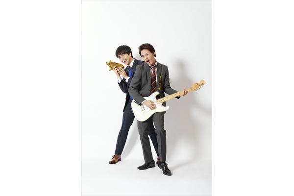 KAT-TUN上田竜也が1月シンドラ『節約ロック』に主演!WEST重岡大毅が恋と節約のライバルに