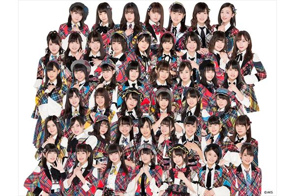 AKB48 Team 8がTIF2019全国選抜LIVE SPサポーターに就任