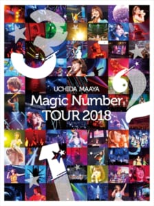 『UCHIDA MAAYA「Magic Number」TOUR 2018』