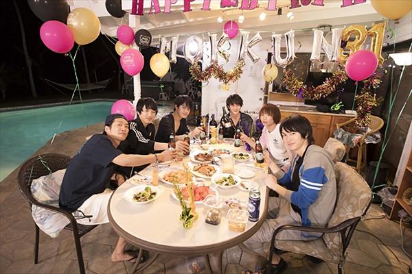 太田基裕のBDパーティーで大盛り上がり!『たびメイト』#9あらすじ&先行カット公開