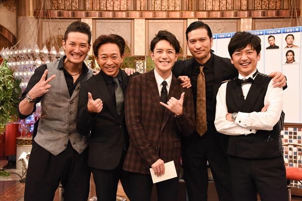 滝沢秀明にTOKIOから熱いエール!『TOKIOカケル』12・19放送