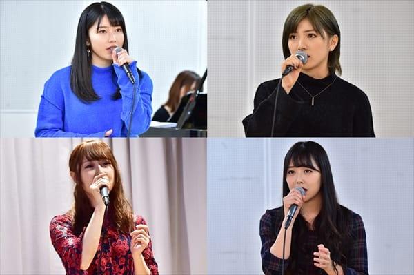 「AKB48グループ歌唱力No.1決定戦」予選 TBSチャンネルで独占生放送