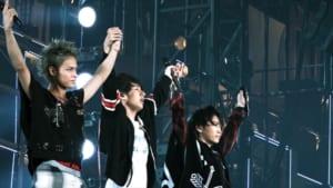「KAT-TUN再始動 激動の300日」