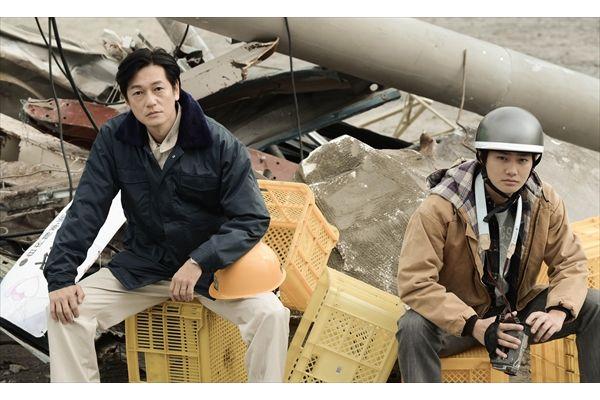 井浦新主演!阪神・淡路大震災の被災地で奇跡を起こした男のドラマ『BRIDGE』19年1・15放送決定