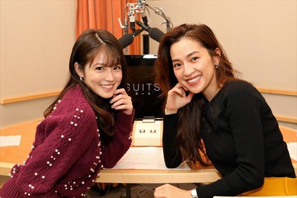 『SUITS/スーツ』中村アン&今田美桜が小手伸也演じる蟹江貢を分析!?第9話副音声に登場