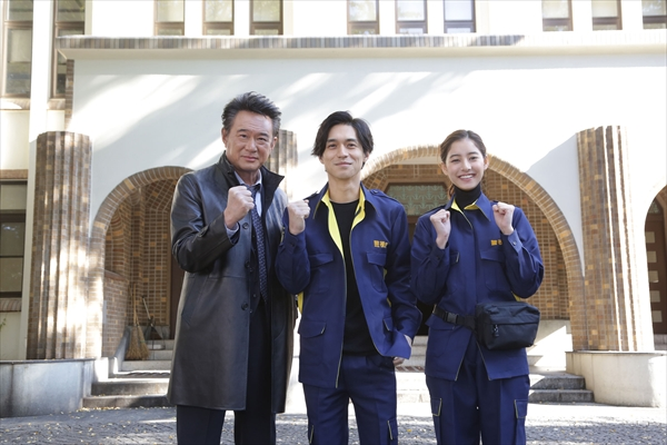 錦戸亮主演『トレース~科捜研の男~』クランクイン!