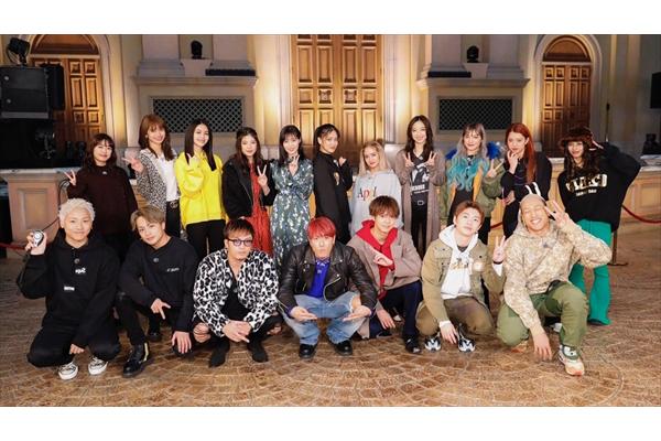 GENERATIONSとE-girlsがガチバトル!『GENE高TV』『E高』年末年始にそれぞれ特番放送