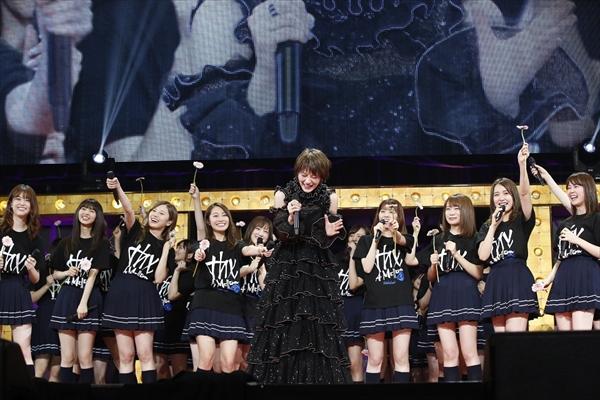 乃木坂46・若月佑美「若月とても幸せでした!」ラストライブでファンに感謝