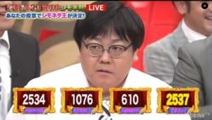 『シモネタGP2018シモ半期』