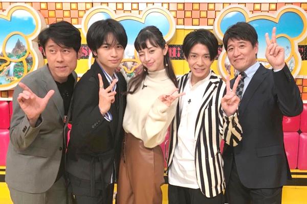 中島健人・中条あやみ・岸優太がベテラン俳優チームと激突!『ネプリーグ』12・10放送