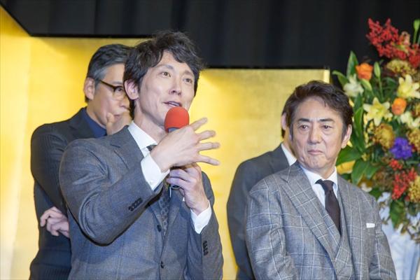 佐々木蔵之介、家康の夢に人生かけた男演じる「やりがいがある役」正月時代劇『家康、江戸を建てる』