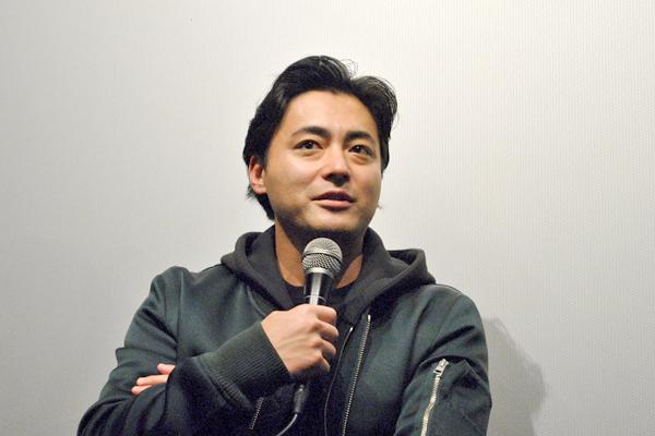 山田孝之「壮絶な現場を表に出せたら」『ハード・コア』メイキング上映会