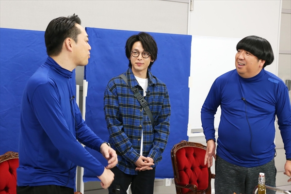 中村倫也、AD姿がハマりすぎ!?バナナマン全く気付かず…『YOUは何しに日本へ?』12・17放送