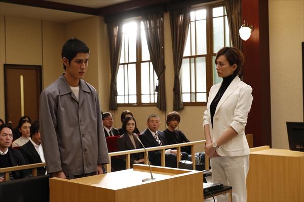 寛一郎、米倉涼子に「一瞬で心を奪われました」『リーガルV』でキーパーソン演じる