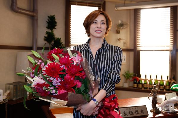 米倉涼子『リーガルV』撮了!新たな挑戦かなって「本当にうれしかった」