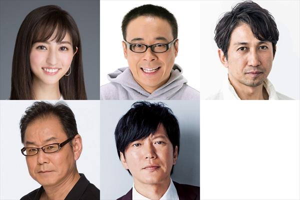 菅田将暉主演『3年A組』教師役で堀田茜、バ吾郎A、神尾佑、ベンガル、田辺誠一が出演