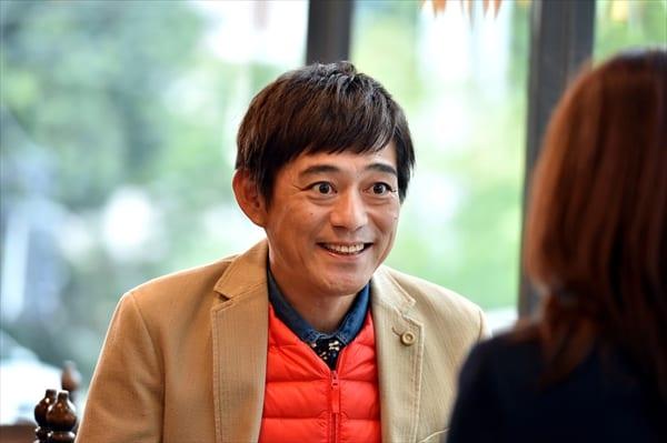 """博多華丸が常盤貴子主演『グッドワイフ』出演決定「""""愛していると言ってくれ""""とは言えなかった(笑)」"""