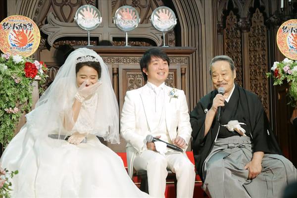 濱田岳、広瀬アリスの純白ドレス姿に赤面「普通に照れてます」『釣りバカ日誌』新春SP 1・4放送